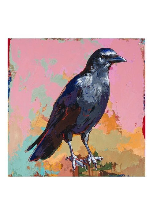 Crow #3 by David Palmer