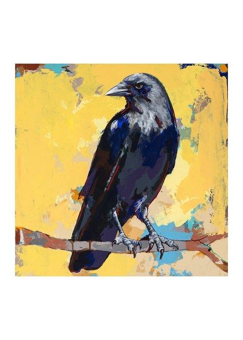 Crow #4 by David Palmer