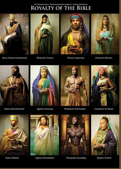 Royalty of the Bible  by ICONS OF THE BIBLE
