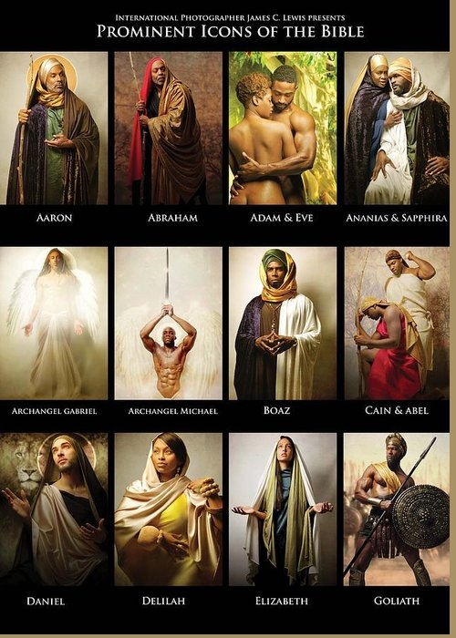 Prominent Icons of the Bible II by ICONS OF THE BIBLE