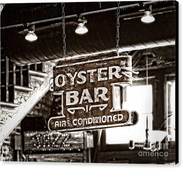 Oyster Bar by Jarrod Erbe