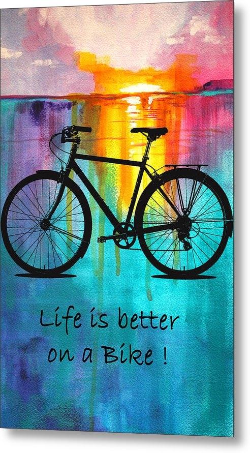 Better on a Bike by Nancy Merkle