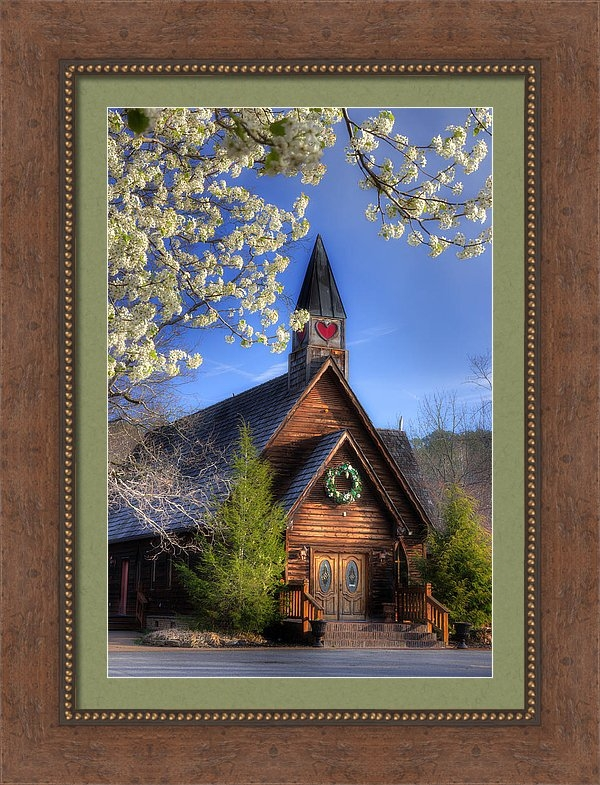 Townsend Church by Michael Eingle