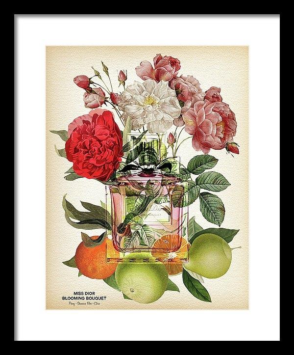 Miss Dior Blooming Bouquet Notes 2 - By Diana Van by Diana Van