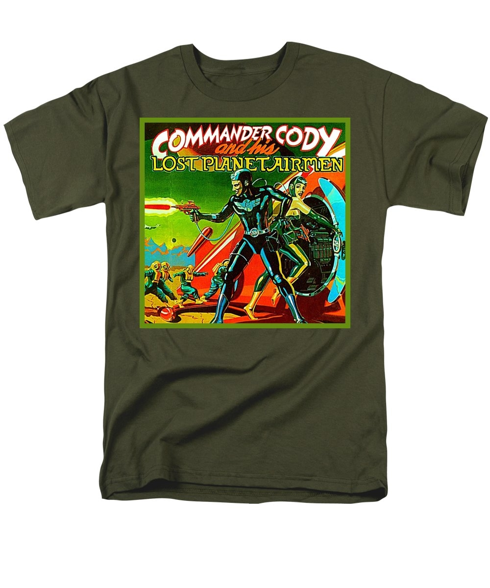 LOST PLANET by Commander Cody