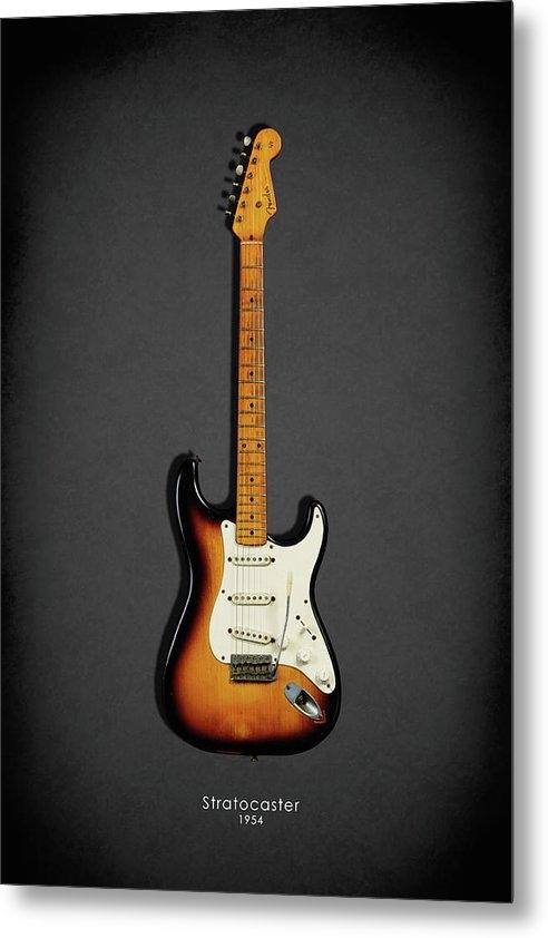 Fender Stratocaster 54 by Mark Rogan