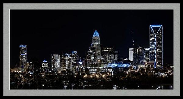 Carolina Blue - Westside by Chris Austin