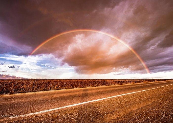 April 18, 2019 Iowa Rainbow by Sam Lovrien