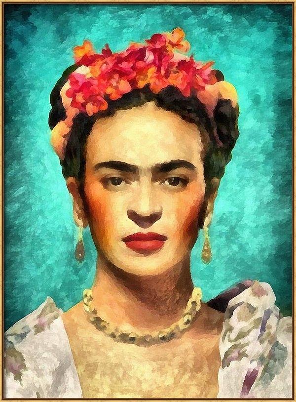 Frida Kahlo by Frida Kahlo