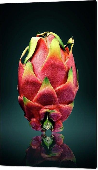 Dragon fruit or pitaya  by Johan Swanepoel