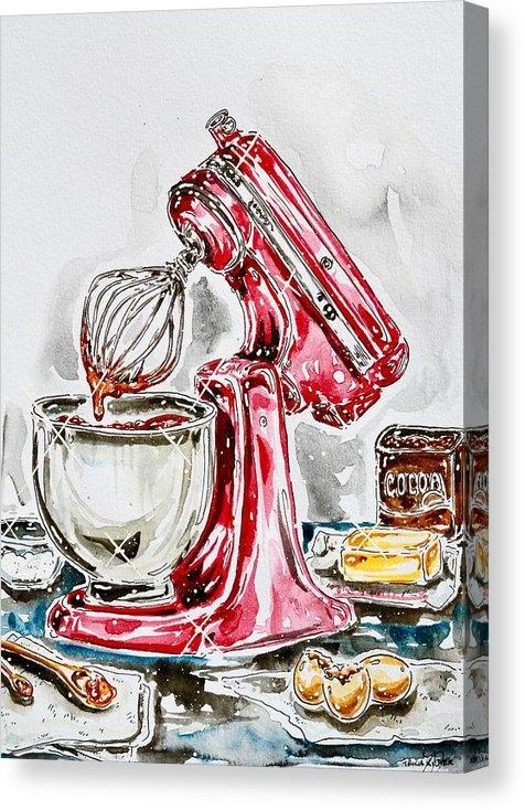 mixer  by Tricia Kibler