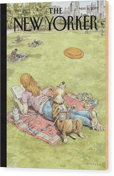 To Fetch or Not to Fetch by John Cuneo