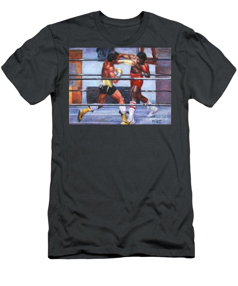 The Favor - Rocky 3 by Bill Pruitt