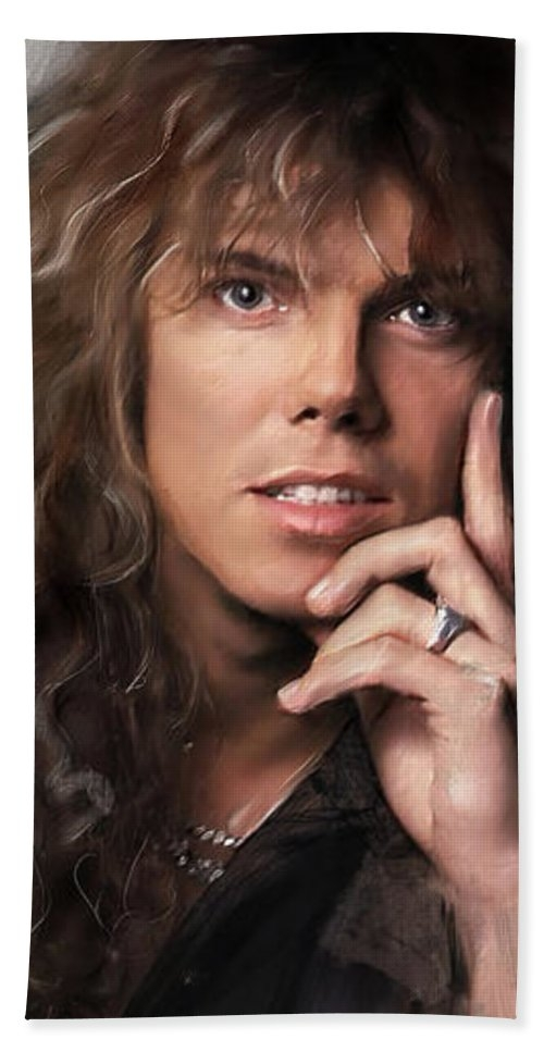 Joey Tempest by Melanie D