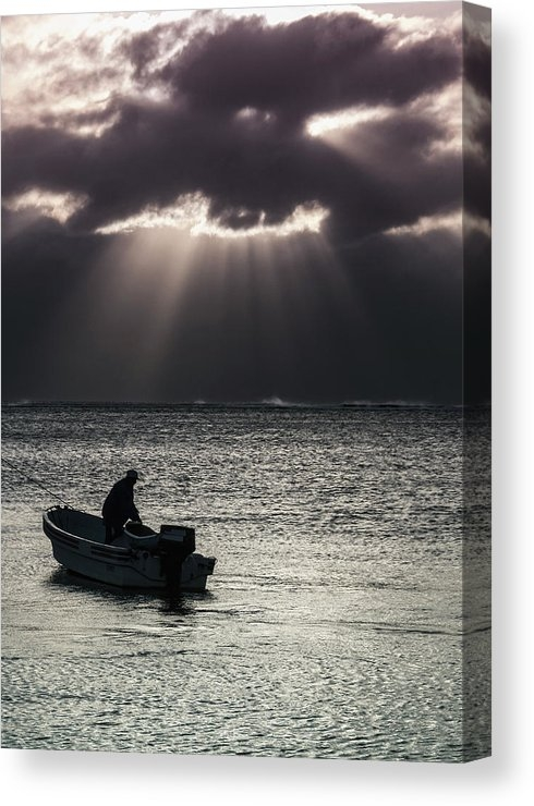 Old man and the Sea by Nichon Thorstrom