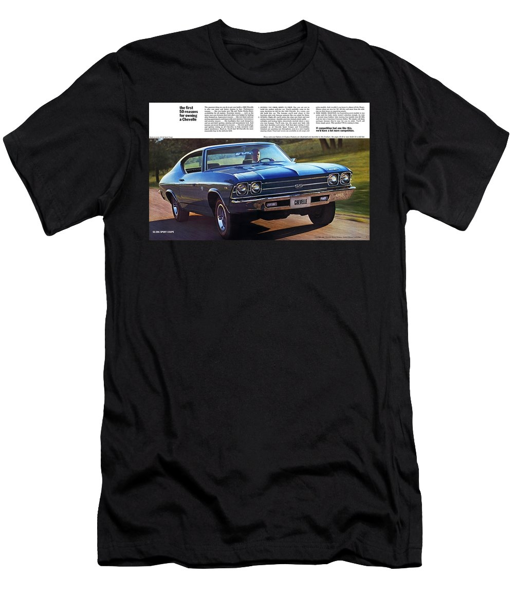 1969 Chevelle SS 396 by Digital Repro Depot