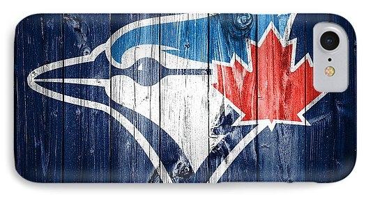 Toronto Blue Jays Barn Door by Dan Sproul