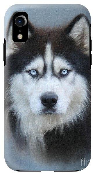 Siberian Husky by Lena Auxier