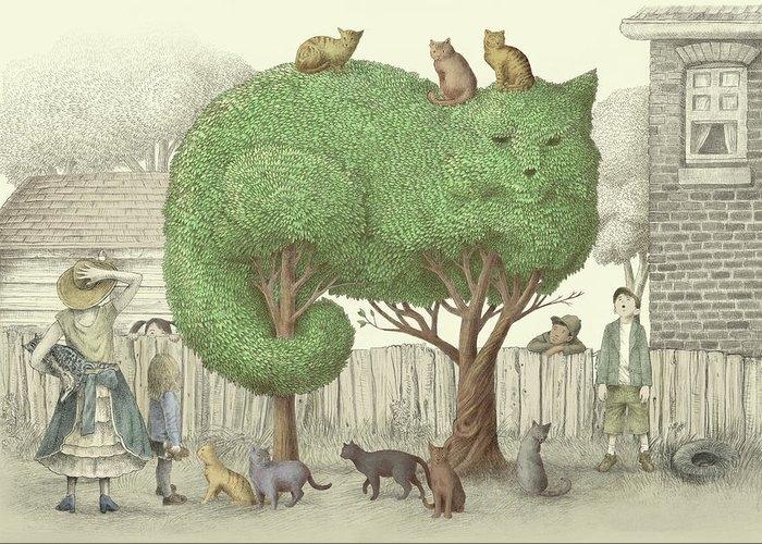 The Cat Tree by Eric Fan