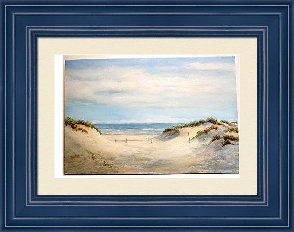 Oceanside by Myrna  McGrath