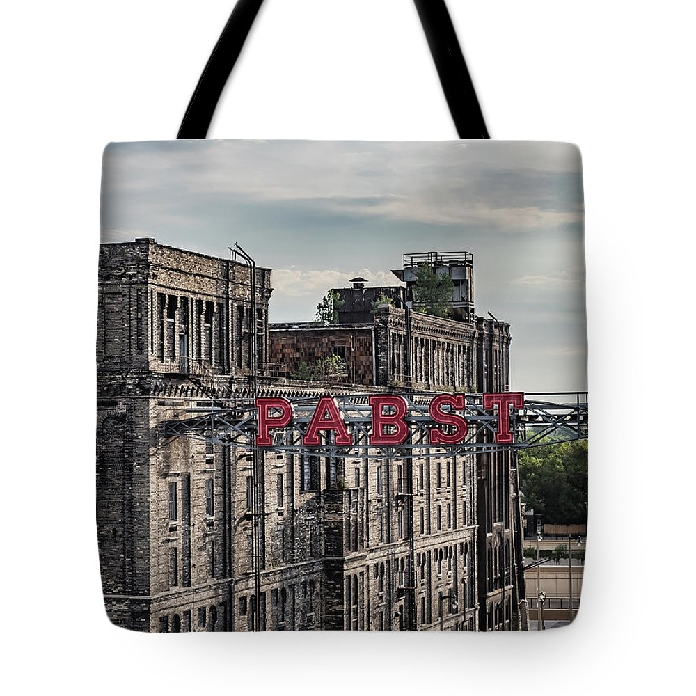 Historic Pabst Brewery by Kristine Hinrichs