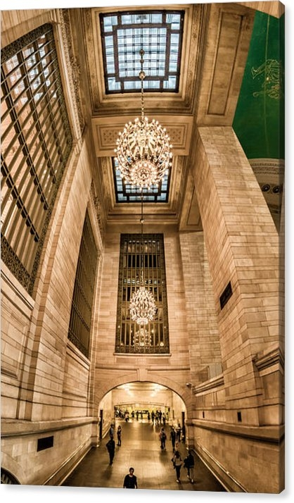 Grand Central Terminal Underpass by Rafael Quirindongo