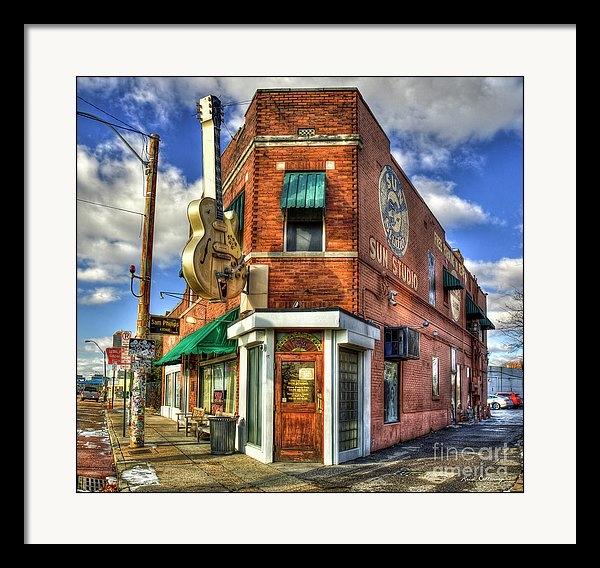 Sun Studio Rock N Roll Birthing Place Memphis Tennessee Art by Reid Callaway