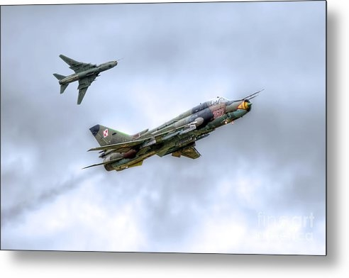 SUKHOI SU-22 - Fitter by Steve H Clark Photography