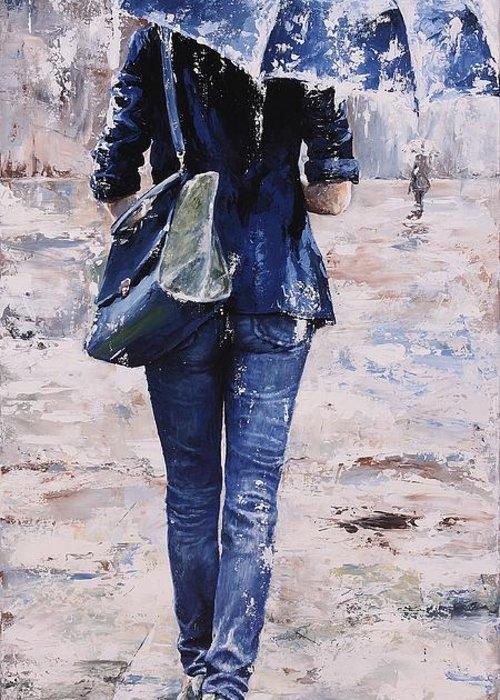 Rainy day #22 by Emerico Imre Toth