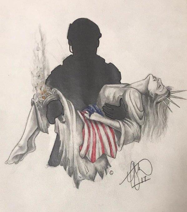 Saving Liberty by Howard King