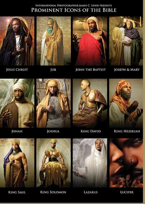 Prominent Icons of the Bible III by ICONS OF THE BIBLE
