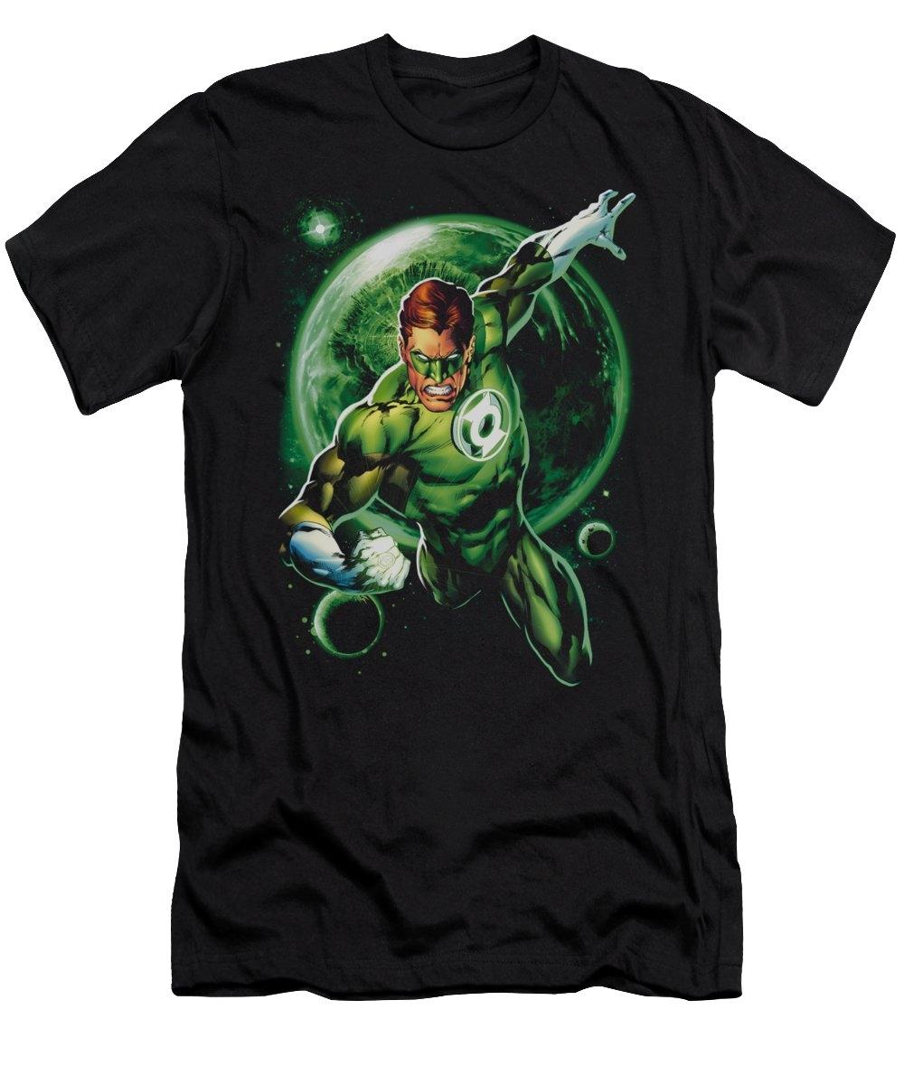 Green Lantern - Galaxy Glow by Brand A