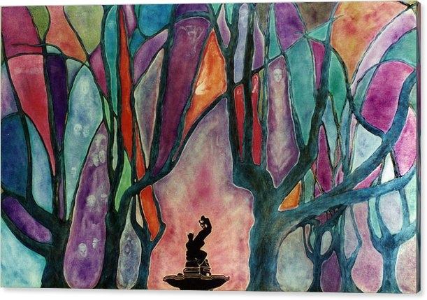 Pangrove by Linda Falorio
