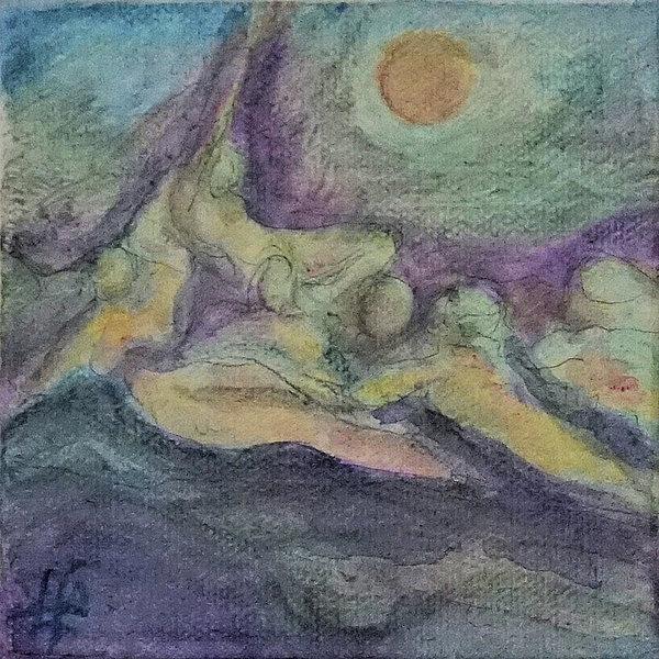 Mermaids by Linda Falorio
