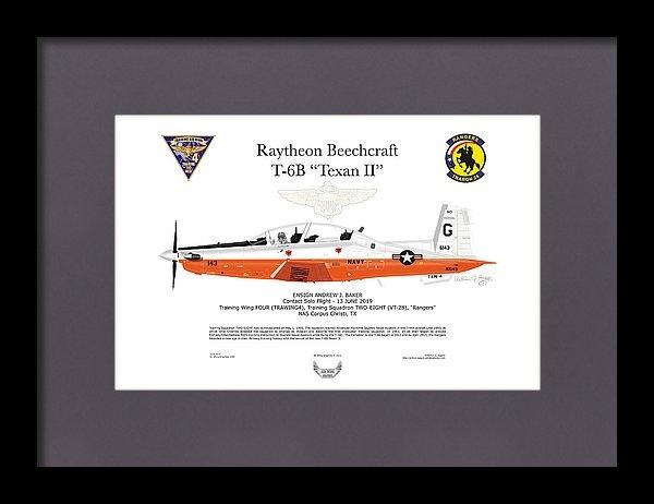 T-6B Andrew Baker by Arthur Eggers