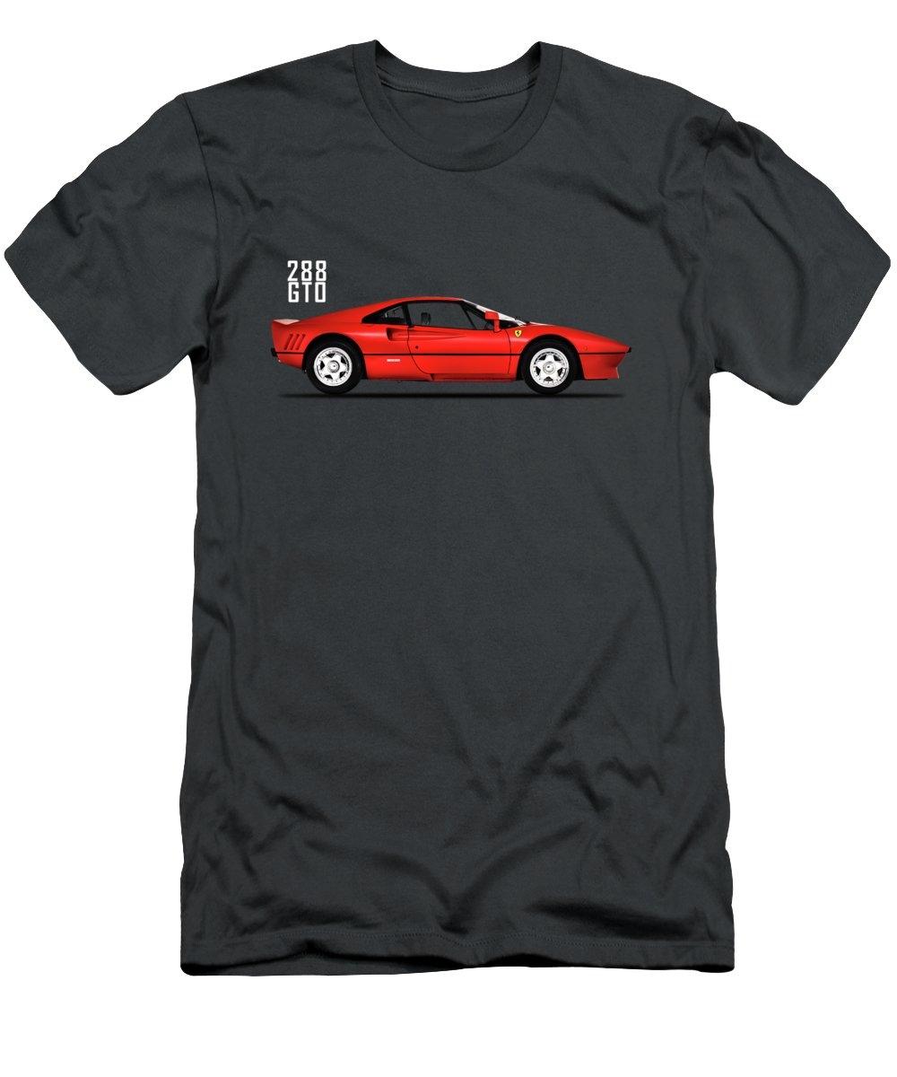 Ferrari 288 GTO by Mark Rogan