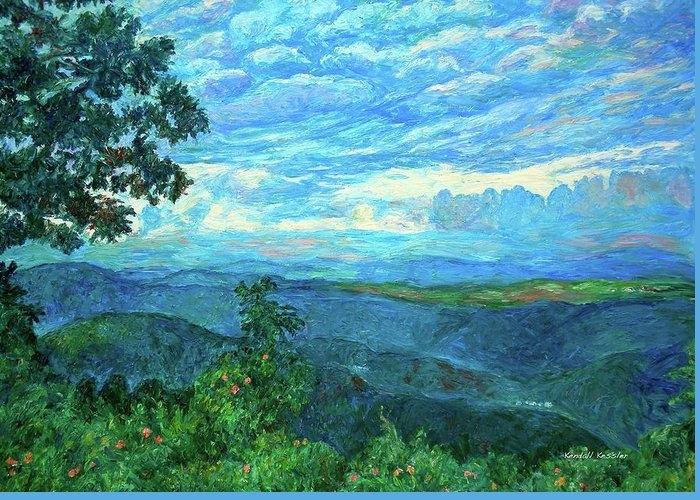 A Break in the Clouds by Kendall Kessler