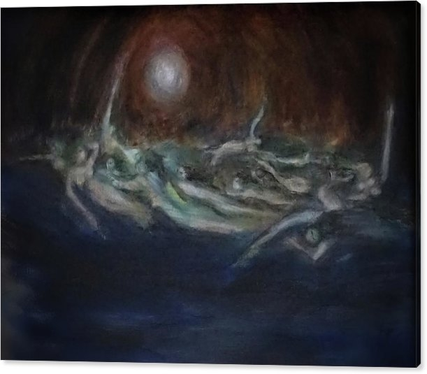 Witches Sabbath by Linda Falorio