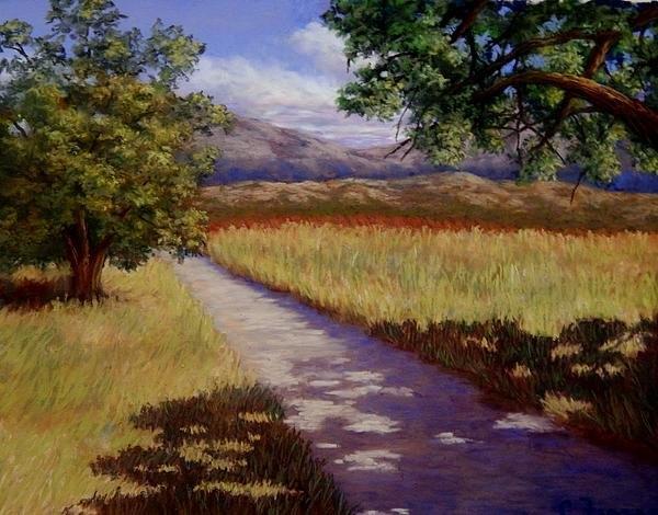 Candice Ferguson - Santa Ynez Trail Print