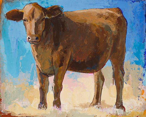 David Palmer - People Like Cows #1 Print