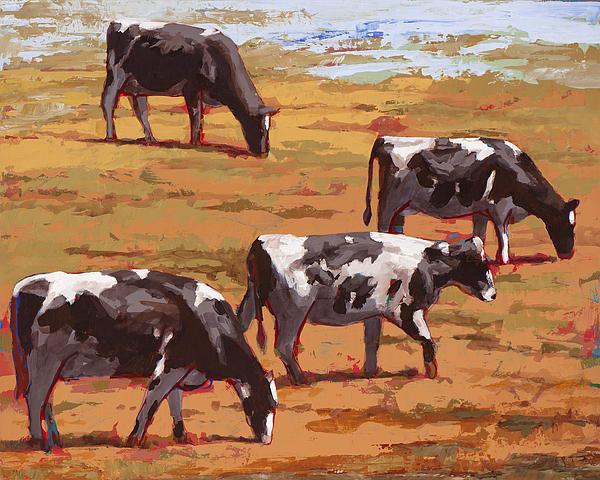 David Palmer - People Like Cows #10 Print