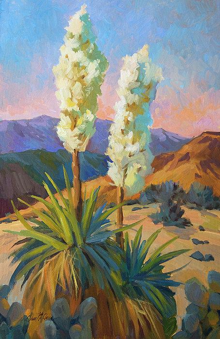 Diane McClary - Yuccas Print