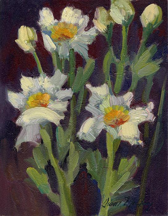 Diane McClary - Matilija Poppies Print
