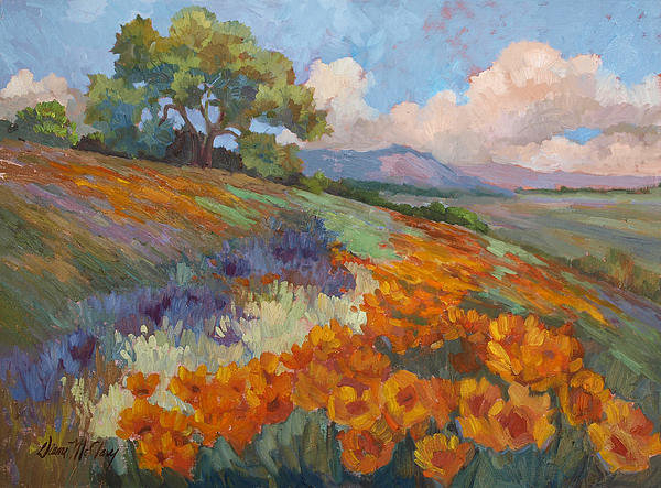 Diane McClary - Land of Sunshine Print