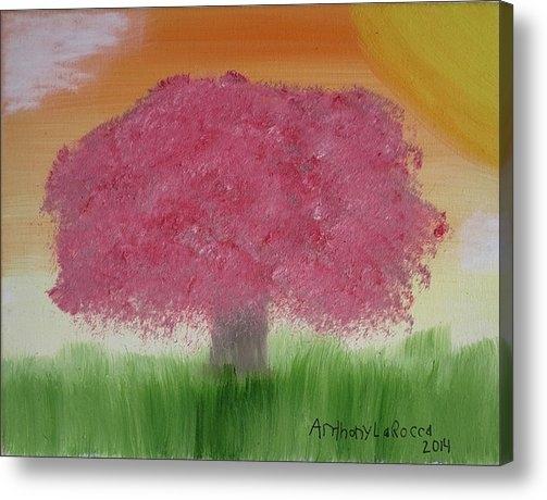 Anthony LaRocca - Cherry Blossom Print