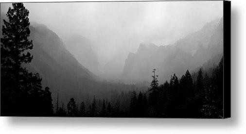 Marc Miller - Yosemite Classic Panorama... Print