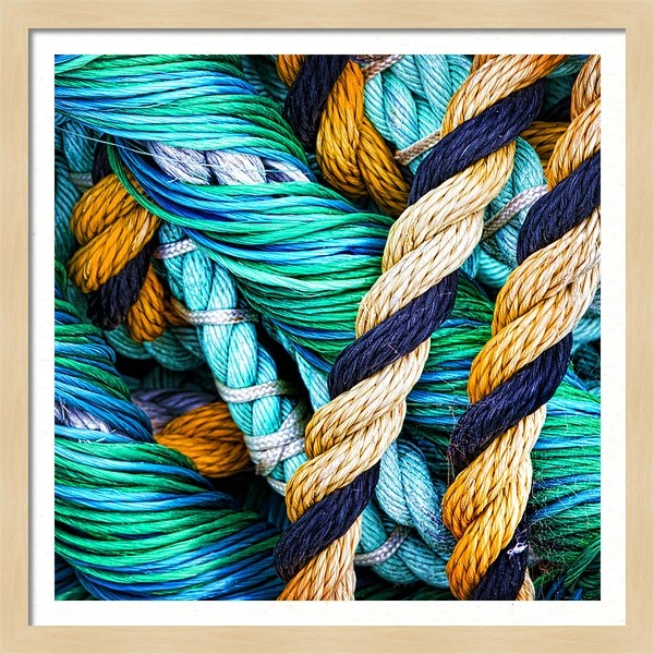 Elena Nosyreva - Nets And Knots Number Fiv... Print