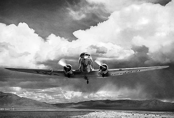Peter Chilelli - High Desert DC-3 Print