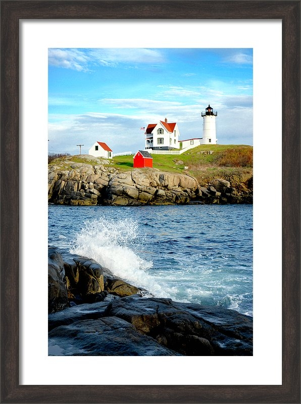 Greg Fortier - Another Nubble Print