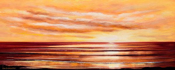 Gina De Gorna - Peacefully Yours - Panora... Print